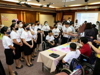 พิธีปิดการอบรมและมอบวุฒิบัตร Flexible Education